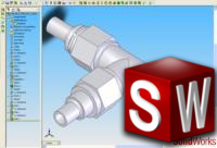 Photo of SOLIDWORKS