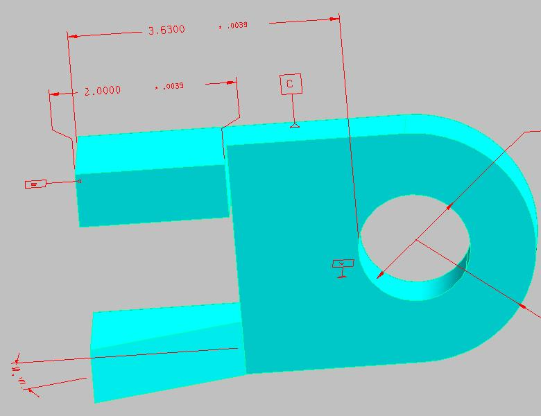 Exchanging 3D Models with PMI using STEP