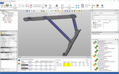 Enventive 3D&T screenshot