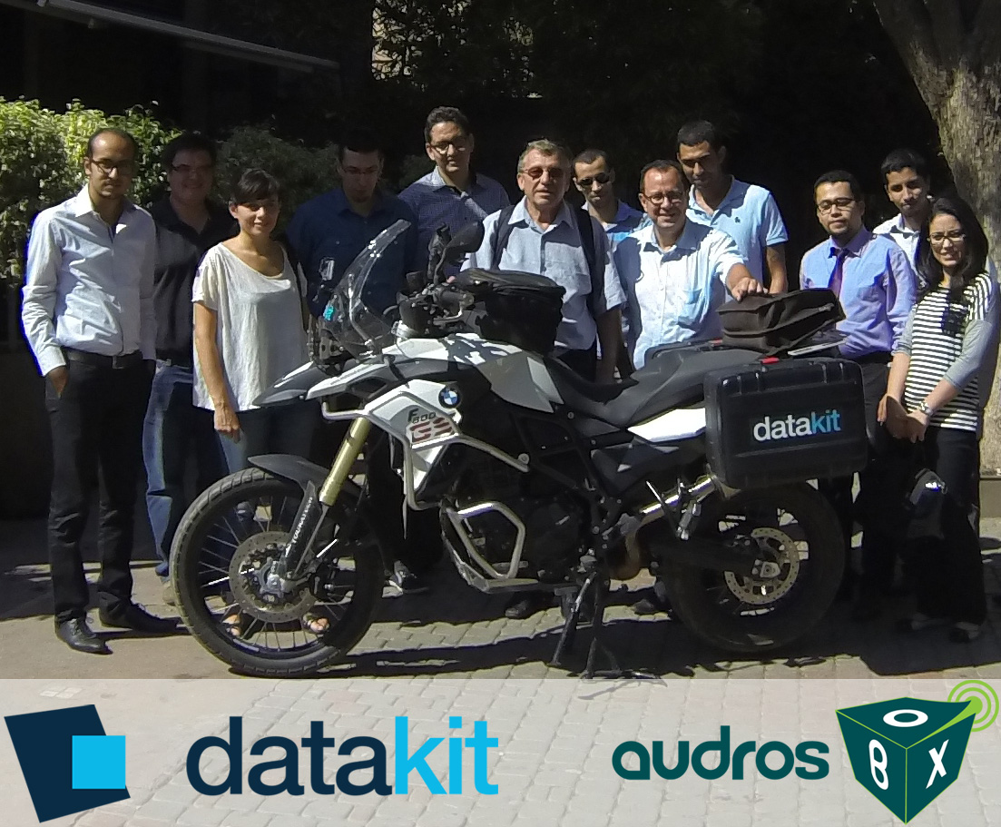 Datakit meet Audros Technology to provide them CAD converters