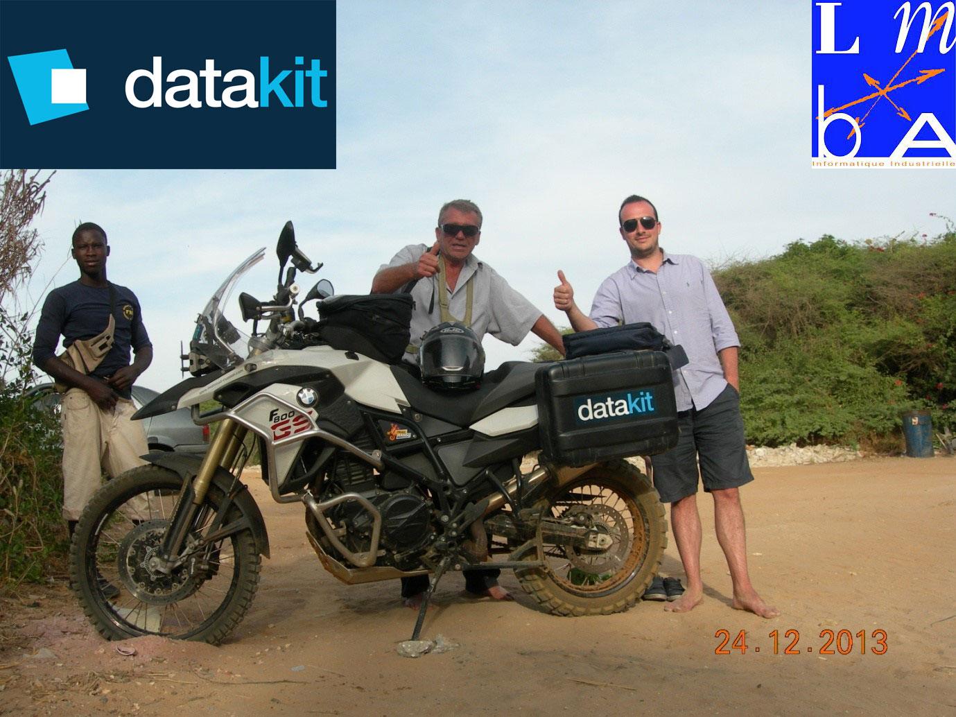 Datakit rencontre LMBA pour leur fournir des convertisseurs CAO
