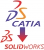 Major improvement of CATIA V5 3D to SolidWorks plugin