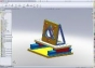 Exporting parts and assemblies from SolidWorks to Catia V5