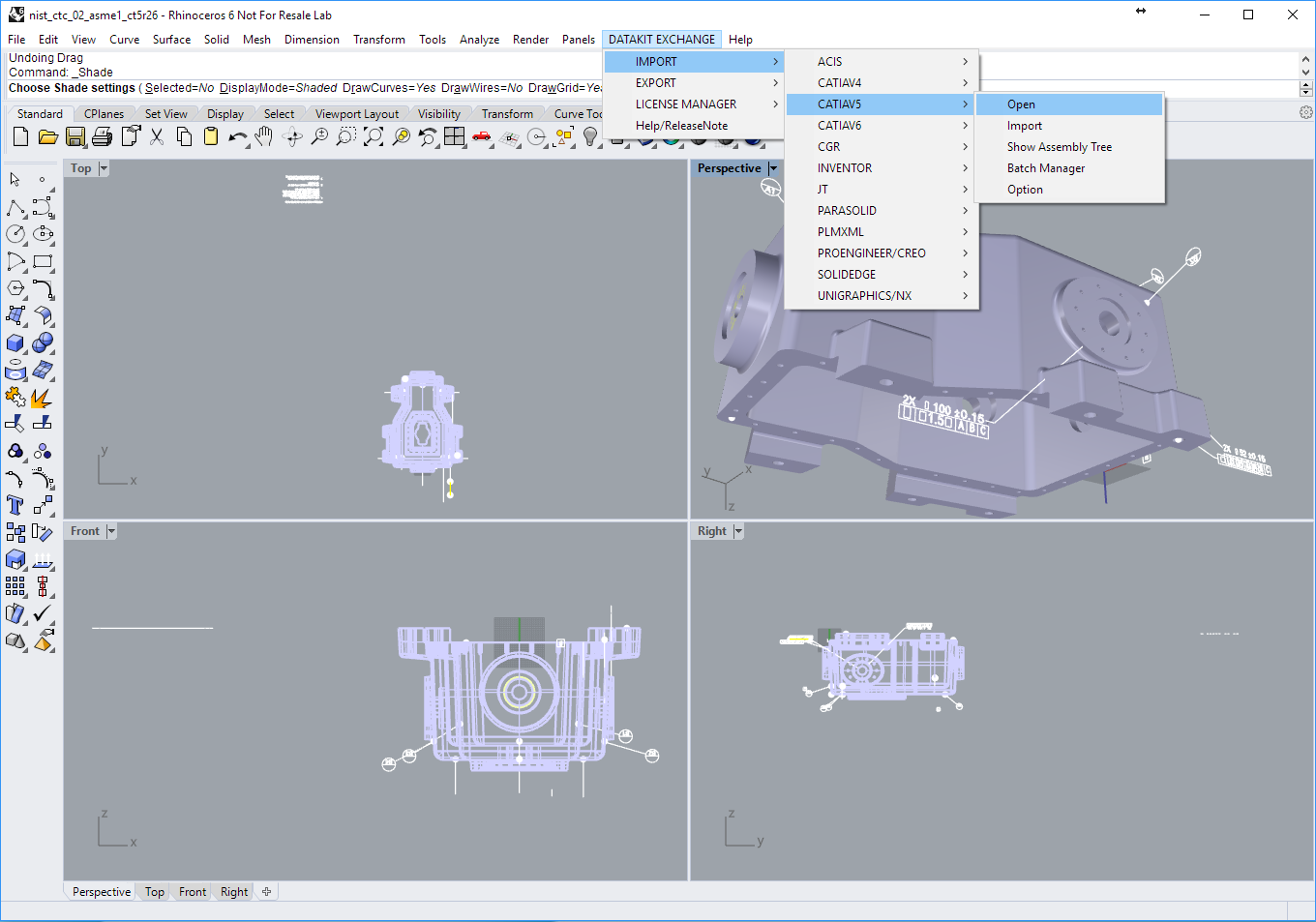 Datakit CAD import & export plug-ins are now available with