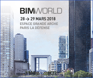 BIM World Paris 2018
