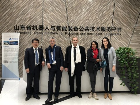 Datakit team in China