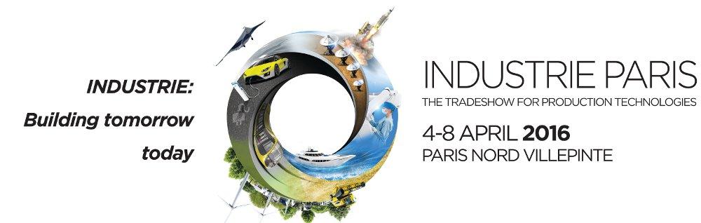 Industrie Paris 2016